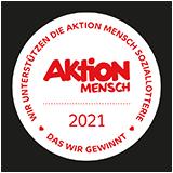 Aktion Mensch 2021 Logo